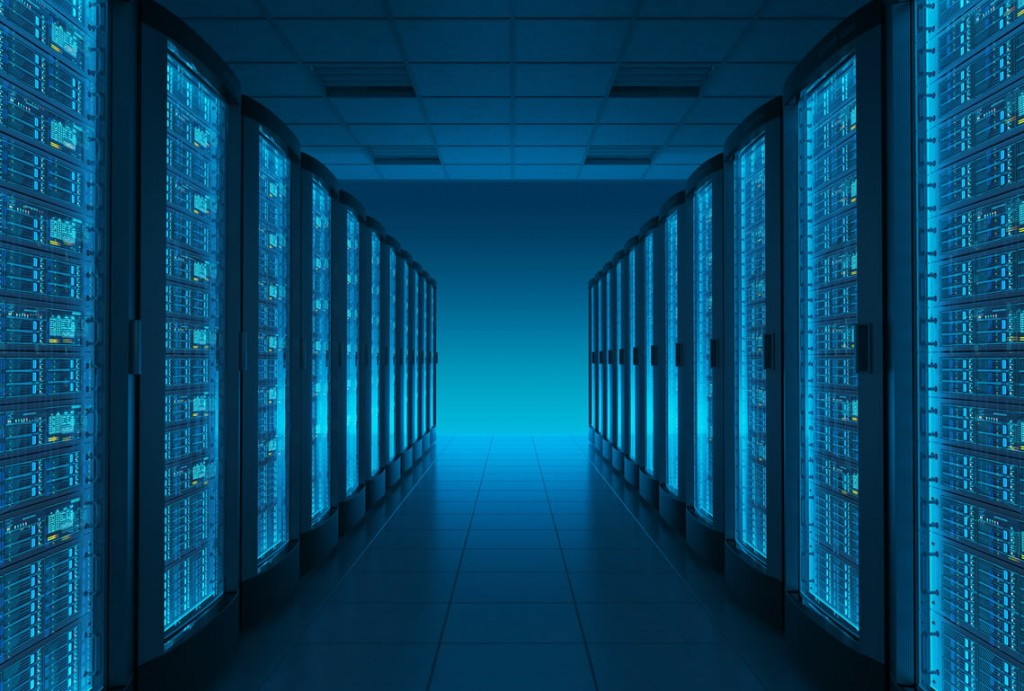 Data Centre Image ISO9001