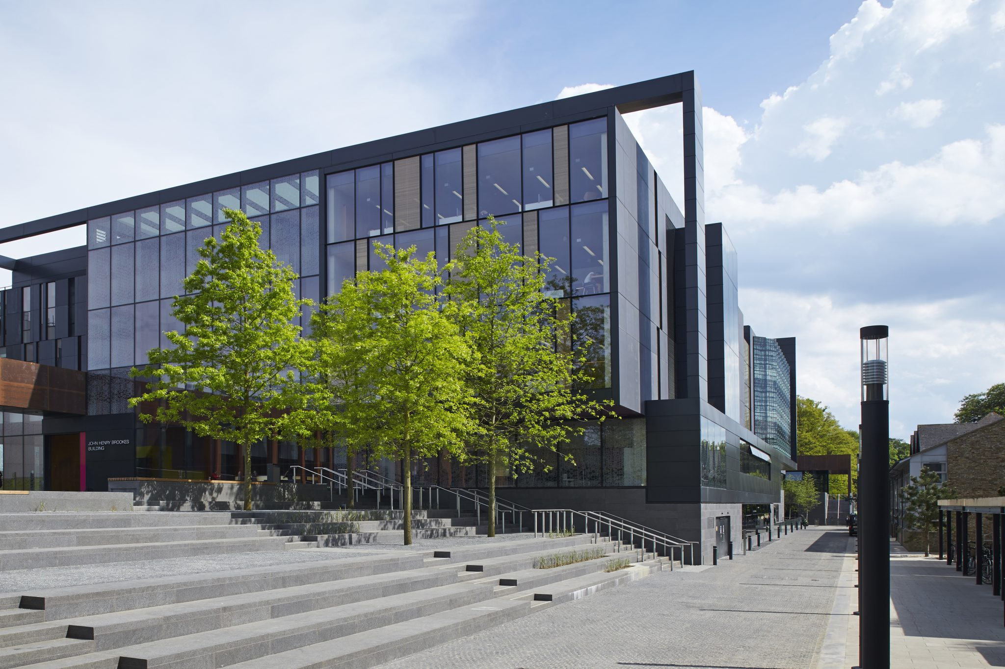 Oxford Brookes campus