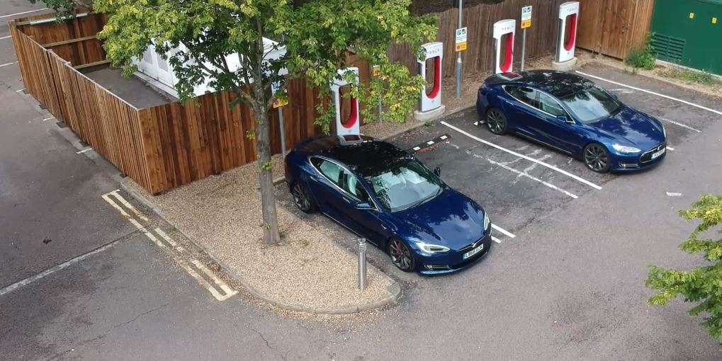 South Mimms supercharger