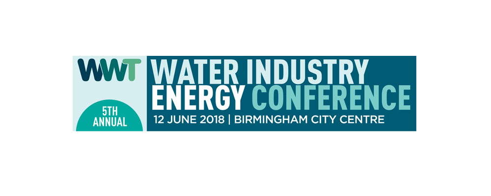Water industry energy conference